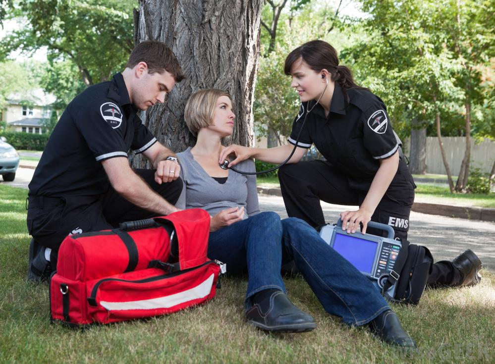 First Responder to EMR upgrade course
